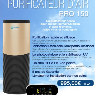 Promotions Purificateur d'air